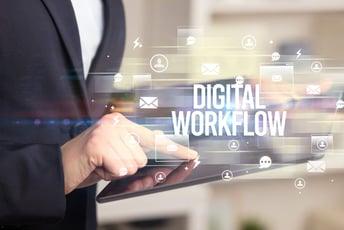 業務手続きの電子化を実現するワークフローシステムとは?