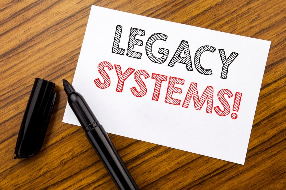 レガシーシステムが抱える課題について考える