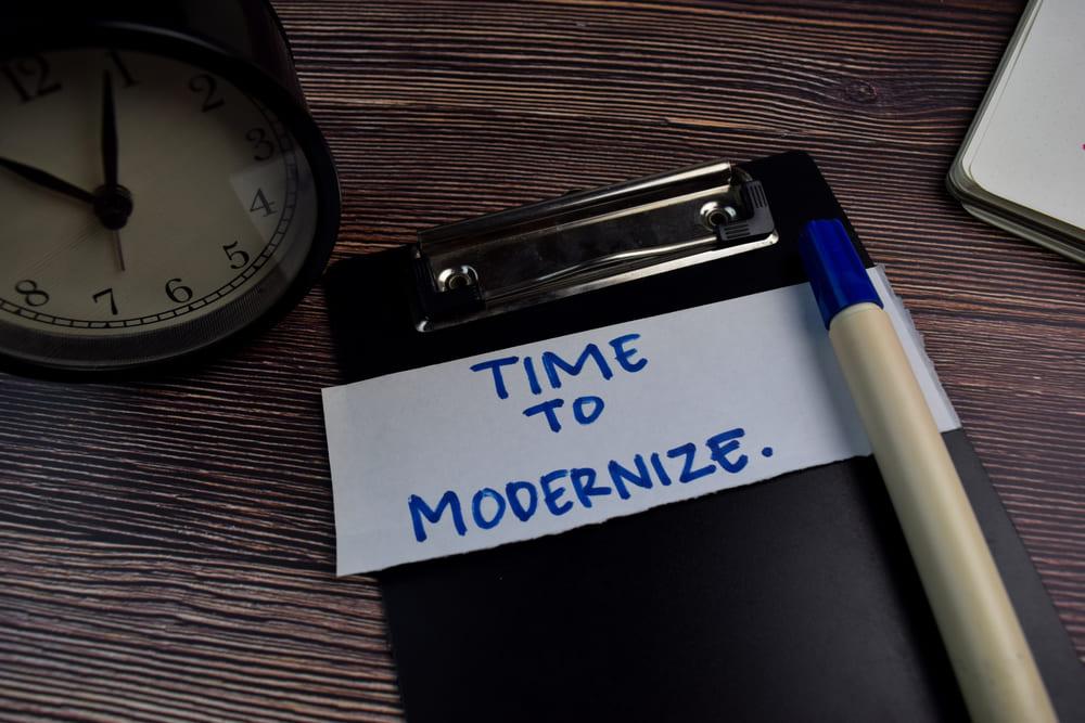 IT Modernizationとは?注目される背景や手法を紹介!